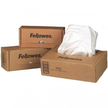 BOLSAS REC DESTRUC 75L 50 UDS. FELLOWES