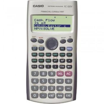 CALCULADORA FINANCIERA FC100V CASIO