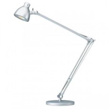 LAMPARA LED VALENCIA PLATA ARCHIVO 2000