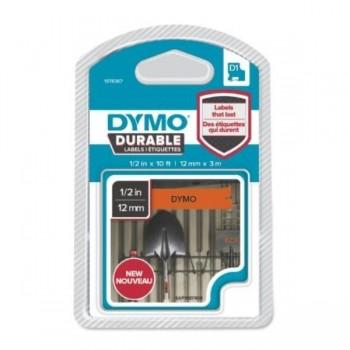 CINTA DYMO D1 Durable 12MMx,3M BL/NJ