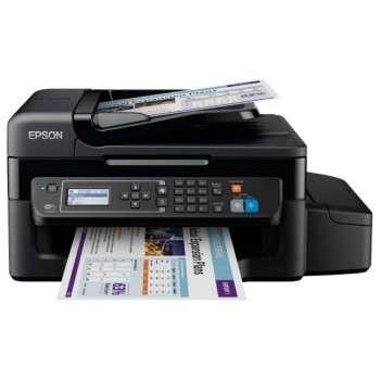 IMPRESORA MULTIFUNCION EPSON INYECCION ECO TANK ET-4500
