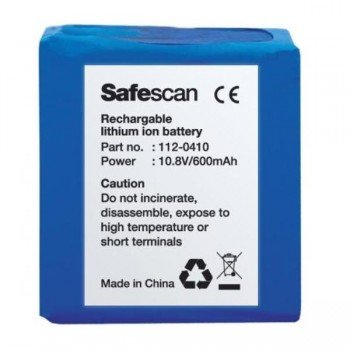 BATERIA DE LITIO RECARGABLE SAFESCAN LB-205