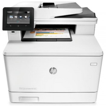 MULTIFUNCION HP LASER COLOR LASERJET 477FDN