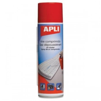 SPRAY AIRE COMPRIMIDO NORMAL 400 ML APLI