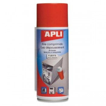 SPRAY AIRE COMPRIMIDO FUERTE  300 ml APLI