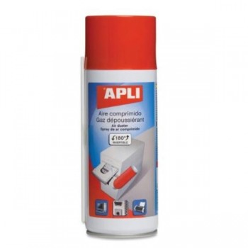 SPRAY AIRE COMPRIMIDO INVERTIBLE 200 ML APLI