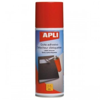 SPRAY QUITA ADHESIVO 200ML APLI
