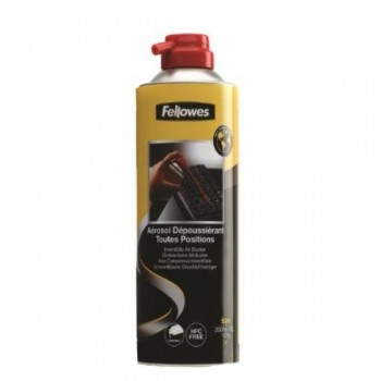SPRAY AIRE A PRESIÓN SIN HFC. 200 ML FELLOWES