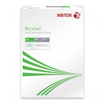 PAPEL A4 RECICLADO 80G 500H. - XEROX