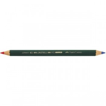 LAPIZ BICOLOR GRUESO 873 GOLDFABER ECO FABER CASTELL