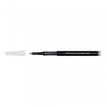 RECAMBIO ROLLER TOMBOW 0.3MM NEGRO