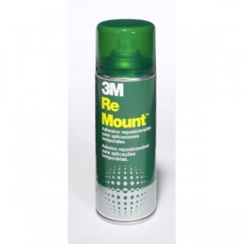 PEGAMENTO SPRAY REMOUNT 400ML 3M (YP208060571)