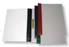 DOSSIER FASTENER METAL A4 NEGRO PVC 150 MIC LOMO RECTO GRAFOPLAS