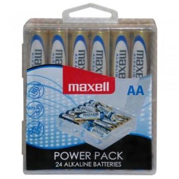 PILA LR06 24PK POWER PACK MAXELL
