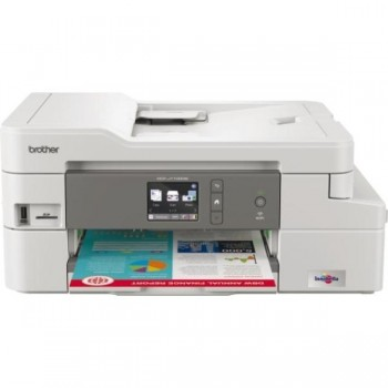 MULTIFUNCION BROTHER INYECCION DE TINTA DCPJ1100DW