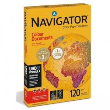 PAPEL A3 120G NAVIGATOR COLOUR DOCUMENTS 250H