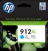 CARTUCHO HP OFFICEJET 912XL CIAN 3YL81AE
