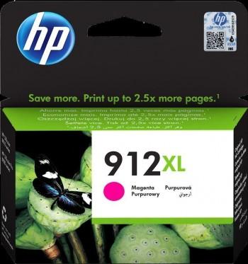 CARTUCHO HP OFFICEJET 912XL MAGENTA 3YL82AE