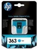 CARTUCHO HP Nº363 CIAN CLARO PHOTOSMART 3110/3200/8200/8250