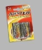 PILA ALCALINA JUPITER 1,5V LR03 AAA