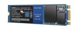 SSD M.2 2280 250GB WD BLUE SN500 NVME PCIE3.0x2 R1700/W1450MB/S