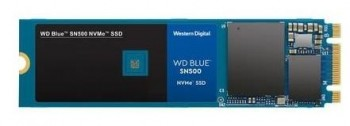 DISCO DURO SOLIDO INTERNO SSD 500GB WESTERN DIGITAL BLUE SATA3 3D